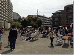中野島春祭り1