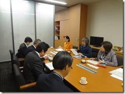 20160129 大沢昌助壁画文科省交渉